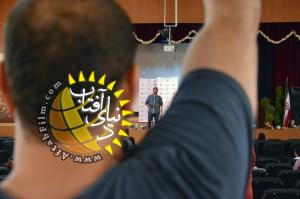 جلسه دوم کارگاه مهران احمدی