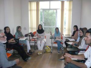 برگزاری کلاس فیلمنامه نویسی